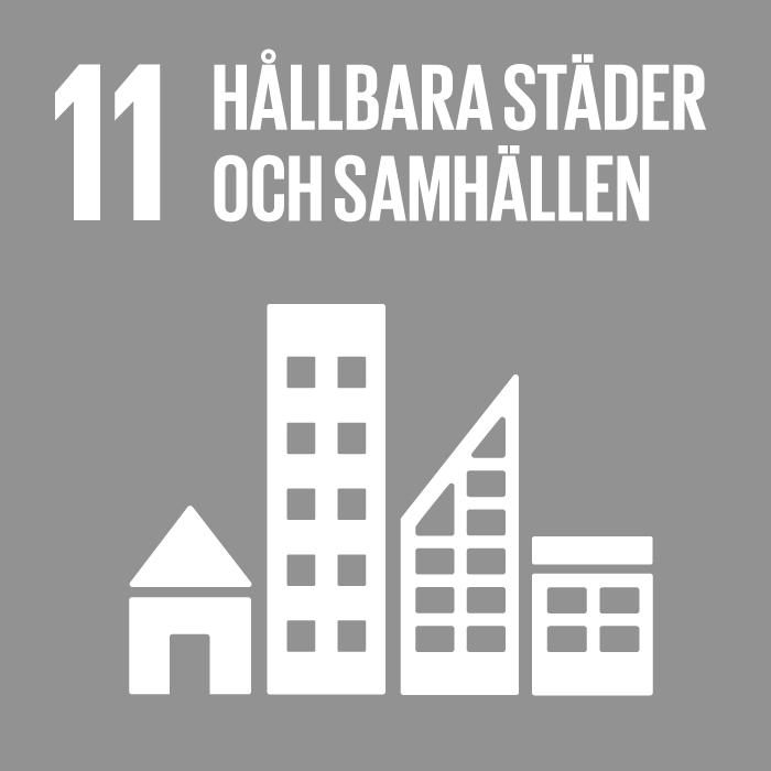 hållbara städer och samhällen