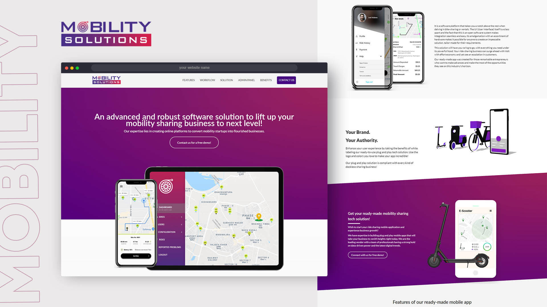 MobilitySolutions App