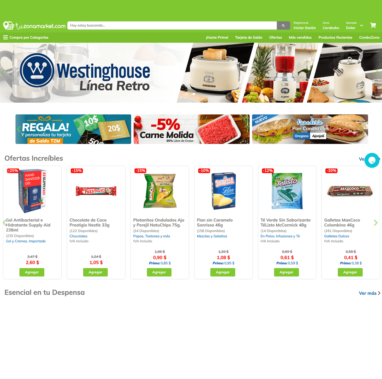 tuzonamarket.com